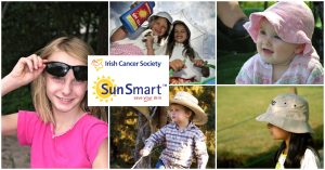 Irish Cancer Society urges the public to be SunSmart as temperatures set to rise