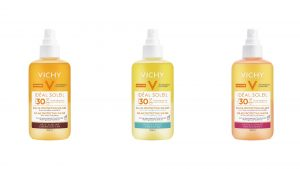 IDÉAL SOLEIL launch SOLAR PROTECTIVE WATERS – Enhancing while protecting sensitive skin in the Sun