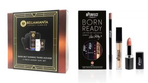 Get set for the party season with these great sets and products from Bellamianta Luxury Tan and BPerfect Cosmetics!