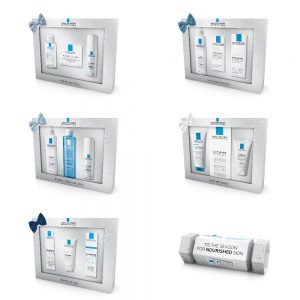 La Roche-Posay have the perfect skincare gifts for even the most sensitive of skin this Christmas!