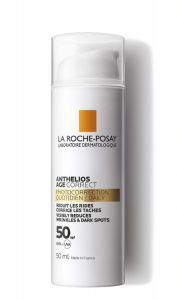 LA ROCHE-POSAY INTRODUCES ITS FIRST ACTIVE SPF – ANTHELIOS AGE CORRECT SPF50